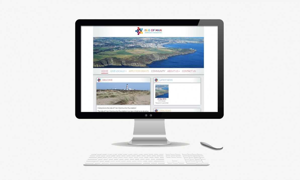 Isle of Man Community Foundation Project